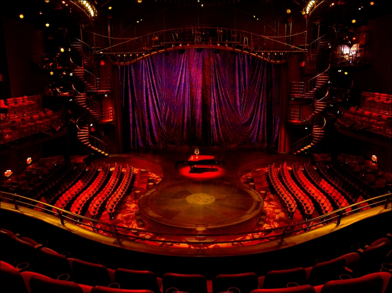 Le Grand Chapiteau Zumanity